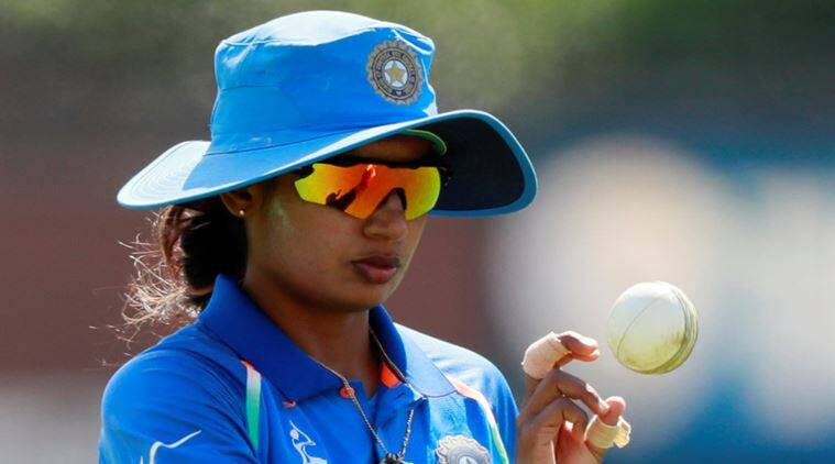 Mithali Raj, India vs Sri Lanka, Indian Express