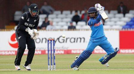 Mithali Raj named captain of ICC Women's World Cup 2017 team of the tournament