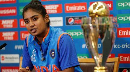 Mithali Raj to get BMW car from V Chamundeswaranath