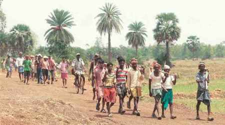Government promoting social audit of work done under MNREGA