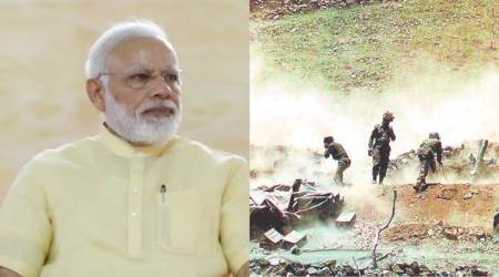 Kargil Vijay Diwas reminds us of India's military prowess: PM NarendraModi