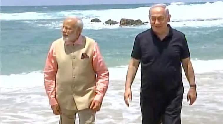 Modi in israel, narendra modi, benjamin netanyahu, Reuven Rivlin. israel, india israel relations, india isreal ties, india israel agreements, india israel history,