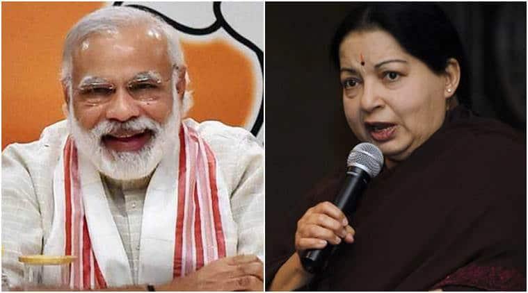 Tamil Nadu BJP, AIADMK BJP, AIADMK factions, Modi Jayalalithaa, Jayalalithaa death, AIADMK Split, Indian express, India news, P Chidambaram
