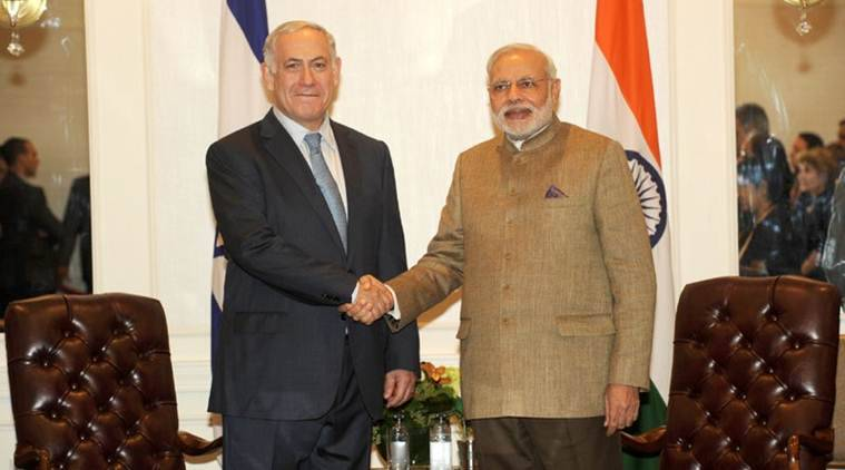 Modi in Israel, Narendra Modi, Benjamin Netanyahu, India Israel FTA agreement