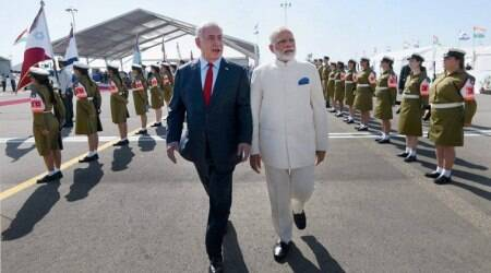Modi in Israel: All that happened during PM's historic trip