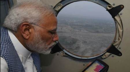 Floods wreck havoc in several parts of country; PM Modi visits Gujarat, announces Rs 2 lakh for kin of those killed