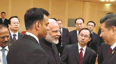 No bilateral meeting took place between PM Modi and President Xi Jinping: China