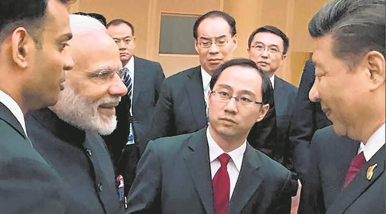border standoff, sikkim standoff, indo-china border, BRICS, ajit doval, BRICS NSA meeting, india news