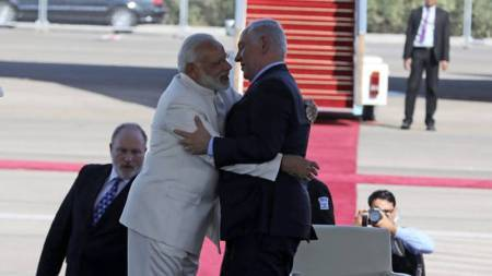PM Modi in Israel: We are cooperating to secure our societies against common threats such as terrorism