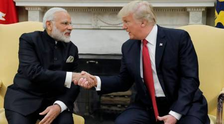 Trump to join PM Modi in Houston address, says White House