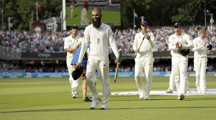 Moeen Ali, England South Africa, Indian Express