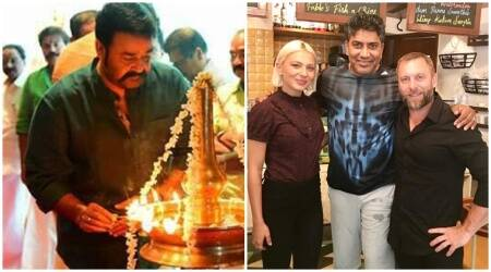Mohanlal's Rs 1000-cr Mahabharata project in discussion with this Hollywood stunt choreographer for film. See photo