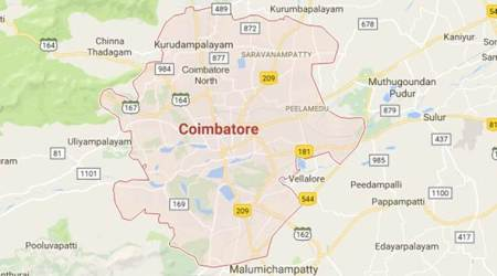 Mobile library for rural students flagged off inCoimbatore