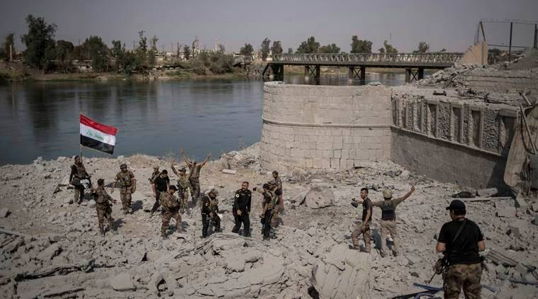 Mosul, Islamic State, Iraq, Tigris River