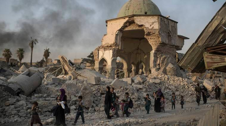 mosul battle, battle for mosul, islamic state, iraqi army, us-led coalition-mosul, iraq pm, isis, daesh militants, iraq forces victory, mosul victory, world news, indian express