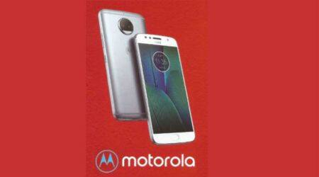 Moto G5S Plus leaked press render shows dual-camera setup