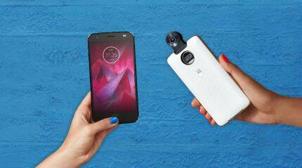 Moto Z2 Force Edition launched: Comes with shatterproof display, dual rear cameras