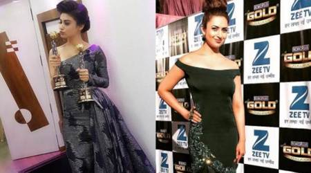 Zee Gold Awards 2017: Mouni Roy, Divyanka Tripathi, Karan Patel win big. Here's the winner list