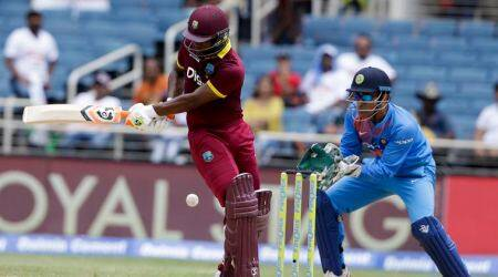 In a rare sight, MS Dhoni misses two stumping chances