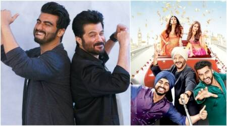 Arjun Kapoor on working with Anil Kapoor in Mubarakan: He's a big 'masti-khor' and loves to impress his director