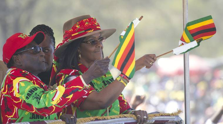 The ruling party had scrapped the clause requiring a female vice president in 2014 when the president fired Joice Mujuru, a former ally who was harshly criticized by Grace Mugabe, and replaced her with Emmerson Mnangagwa, the justice minister.