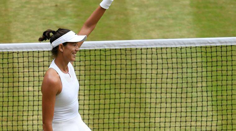 Wimbledon 2017: Garbine Muguruza crushes Magdalena Rybarikova to reach final