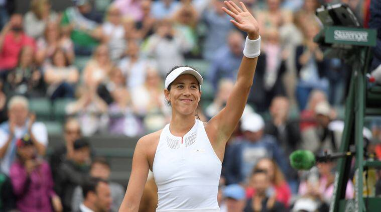 Wimbledon 2017: Garbine Muguruza dumps Svetlana Kuznetsova to advance to semi-final