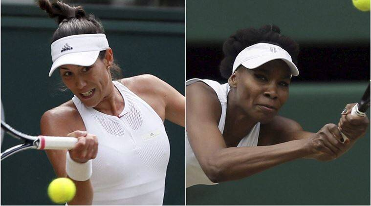 Wimbledon: Venus Williams v Garbine Muguruza final stats preview