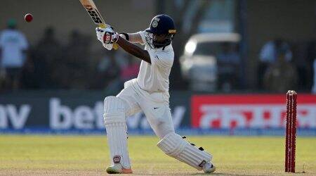 India vs Sri Lanka Test, 1st Test: Abhinav Mukund gets a lifeline at Galle