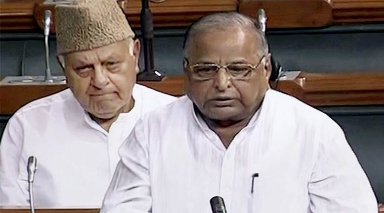 Mulayam Singh Yadav, China, Doklam Stand-Off, China, India, India News, Indian Express, Indian Express News