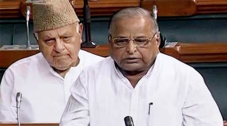 China can attack, has atom bomb in Pakistan: Mulayam Singh Yadav