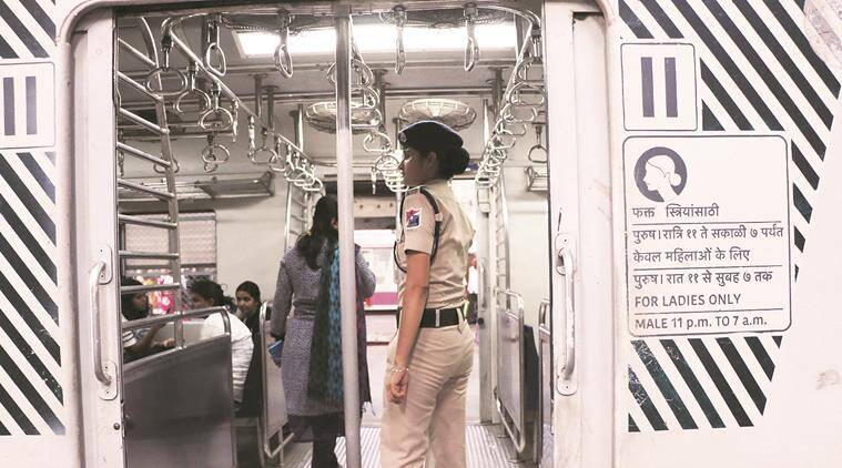 mumbai locals, RPF, railway protection force, Mahila Vahini, mumbai local women's coach