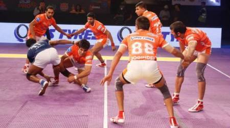 Pro Kabaddi 2017: Puneri Paltan thump U Mumba 33-21 in season 5 opener