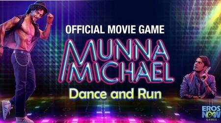 Munna Michael official game released by Eros International
