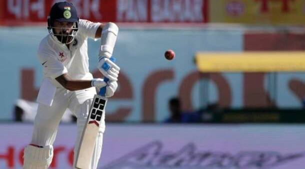 India's 16-member squad for Sri Lanka Test series