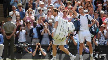 Wimbledon 2017: Sam Querrey knocks out Andy Murray to reachsemi-finals