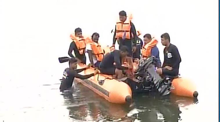 One dead, seven missing after boat capsizes in Nagpur