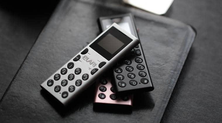 Elari NanoPhone C, Elari, NanoPhone C, World's smallest phone, NanoPhone C specs, NanoPhone C price, NanoPhone C features, NanoPhone C price in India, Yerha website