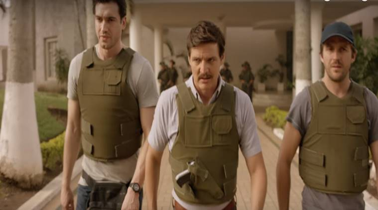 First Narcos season 3 photos preview showdown with Cali Cartel
