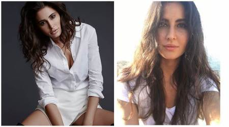 A fan thought Nargis Fakhri is Katrina Kaif lookalike. Nargis obliged him like a boss