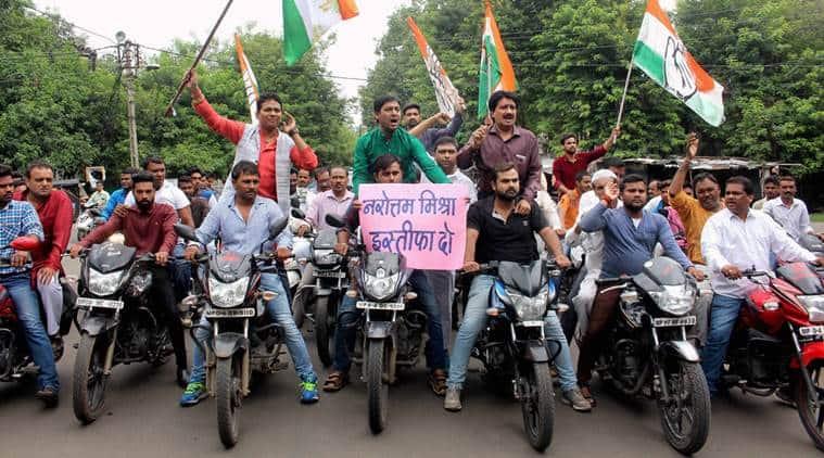Narottam Mishra, madhya pradesh high court, Narottam Mishra assembly seat, indian express news