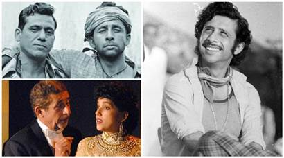 Naseeruddin Shah's rare photos with family and close friends from the industry