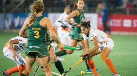 hockey india, india women's hockey league, Women's Hockey World League Semi Final