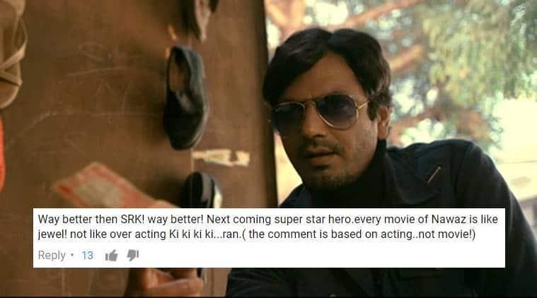 nawazuddin siddiqui, nawazuddin babumoshai, babumoshai movie, babumoshai audience reaction, babumoshai trailer audience reaction