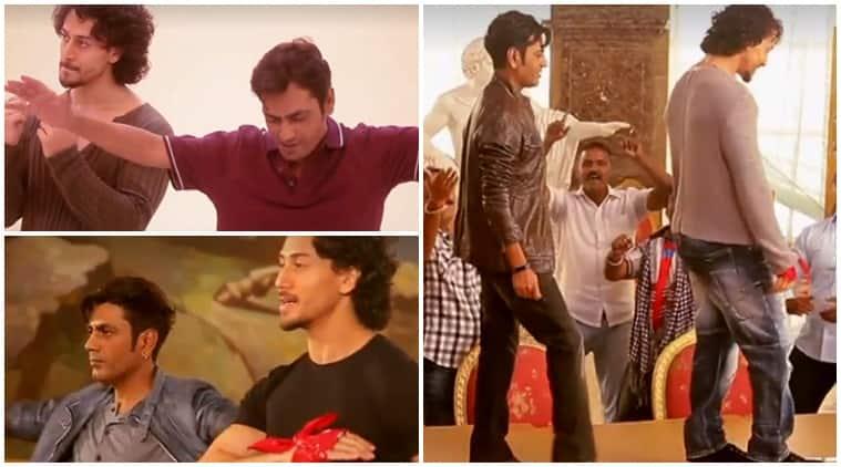 munna michael, nawazuddin siddiqui, tiger shroff, munna michael trailer, nawazuddin siddiqui dance
