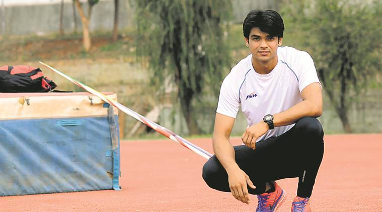 Neeraj Chopra Has A Personal Best Of   Metres And Is Currently Ranked No  In The World