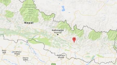 Earthquake of 4.9 magnitude hits Ramechhap district of Nepal