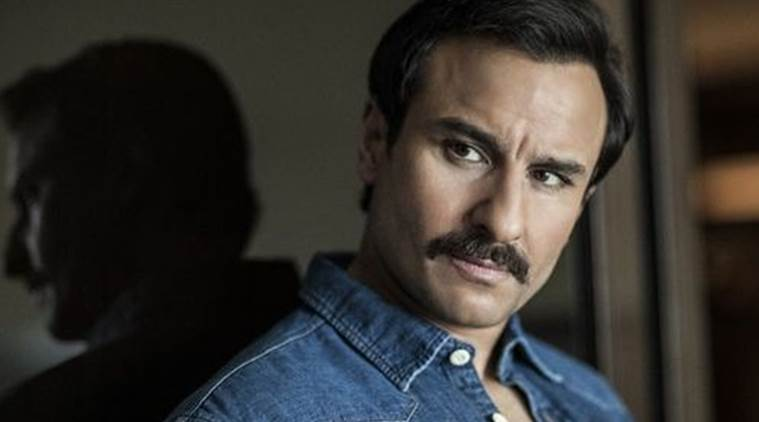 Saif Ali Khan, Saif Ali Khan netflix, Saif Ali Khan Sacred Games, Netflix series Sacred Games, Sacred Games
