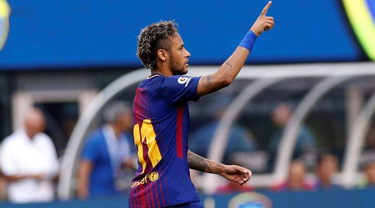 Neymar, PSG, Barcelona, Ernesto Valverde, Juventus