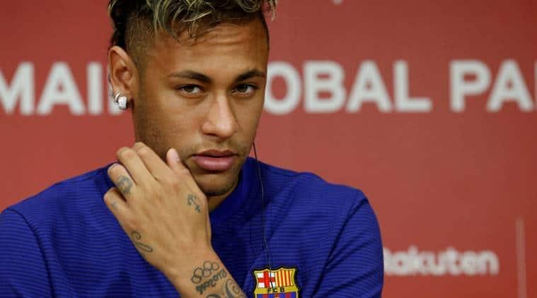 Neymar, paris st germain, real madrid, andres iniesta, ernesto valverde, neymar barcelona, barcelona, football news, sports news, indian express